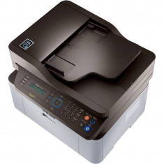 Multifunctional laser monocrom Samsung SL-M2070FW A4 fax retea Wi-Fi