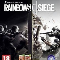 Joc consola Ubisoft Rainbow Six Siege Xbox One - Jocuri Xbox One Ubisoft, Shooting, 18+, Multiplayer