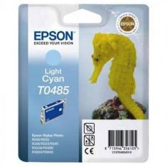 Consumabil Epson Cartus T0485 Cyan Light - Cartus imprimanta