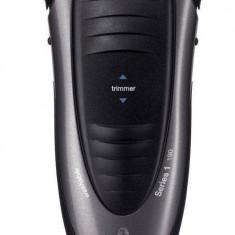 Aparat de ras Braun 190 Negru/Gri, Numar dispozitive taiere: 1