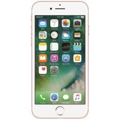 Telefon mobil Apple iPhone 7 128GB Rose Gold foto