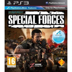 Joc consola Sony PS3 Socom Special Forces - Jocuri PS3 Sony, Shooting, 16+