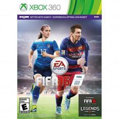 Joc consola EA FIFA 16 Xbox 360 - Jocuri Xbox 360, Sporturi, 3+