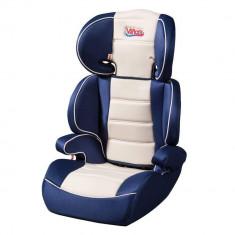 Scaun auto copil VANORA MXZ-EB BUBE 15 - 36 kg albastru / bej - Scaun auto copii, 2-3 (15-36 kg)