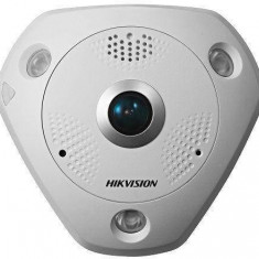 Camera supraveghere Hikvision DS-2CD63C2F-IVS2MM FISHEYE NETWORK CAM - Camera CCTV
