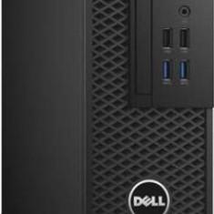 Sistem desktop Dell Precision T3420 Intel Xeon UP E3-1220V5 8GB DDR4 256GB SSD nVidia Quadro K620 2GB Linux Black - Sisteme desktop fara monitor Dell, Fara sistem operare