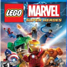 Joc consola Warner Bros LEGO Marvel Super Heroes PS4 - Jocuri PS4, Actiune, 3+