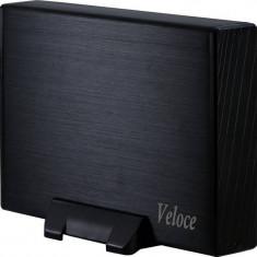 Rack HDD Inter-Tech Veloce GD-35612 black