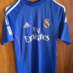 Tricou Adidas original-Real Madrid-Ozil nr.10. - Tricou barbati Adidas, Marime: S, Culoare: Albastru, Maneca scurta, Poliester