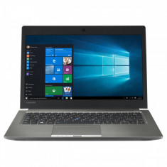 Laptop Toshiba Portege Z30-C-16J Intel Core i5-6200U 3M Cache 13.3 inch Full HD Silver, 8 Gb, 256 GB, Windows 10