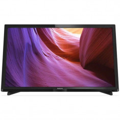 Televizor Philips LED 24 PHT4000 HD Ready 60cm Black - Televizor LED