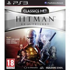 Joc consola Square Enix Hitman HD Trilogy PS3 - Jocuri PS3 Square Enix, Actiune, 18+