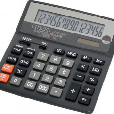 Calculator de birou Citizen SDC-660N 16 cifre - Calculator Birou