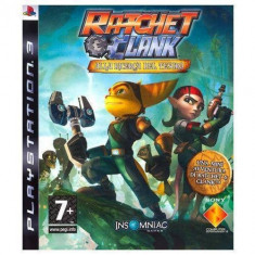 Joc consola Sony PS3 RatChet and Clank: Quest for booty - Jocuri PS3 Sony, Actiune, 12+