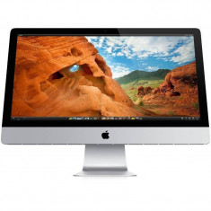 Sistem All in One Apple iMac 21.5 inch Full HD Intel Core i5 2.8 GHz Broadwell 8GB DDR3 1TB HDD Mac OS X El Capitan RO Keyboard - Sisteme desktop cu monitor