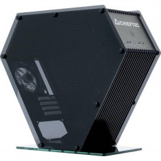 Carcasa Chieftec UNI Series SJ-06B fara sursa Black - Carcasa PC