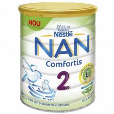 Lapte praf NAN Nestle 2 Comfortis 800g - Lapte praf bebelusi