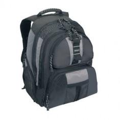 Rucsac notebook Targus Sport 15 - 16 inch Negru / Argintiu - Geanta laptop