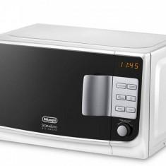 Cuptor cu microunde Delonghi MW20 Sfornatutto 700W grill 1000W 20l alb