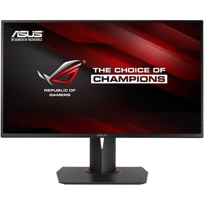 Monitor LED Gaming Asus PG27AQ 27 inch 4ms Black foto mare