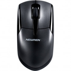 Mouse gaming Newmen F159 wireless black, Optica