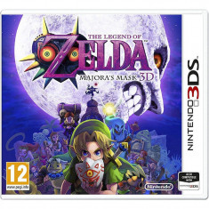 Joc consola Nintendo The Legend of Zelda Majoras Mask 3D 3DS