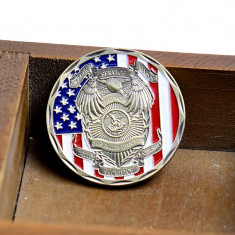 Moneda comemorativa (5) - UNC, America de Nord, An: 2016, Fier