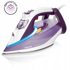Fier de calcat Philips GC4928/30 PerfectCare Azur 3000W alb / violet, T-ionic Glide