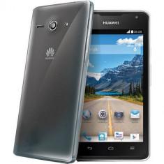 Husa Protectie Spate Celly GELSKIN397 Transparent pentru Huawei Ascend Y530 - Husa Telefon Celly, Plastic
