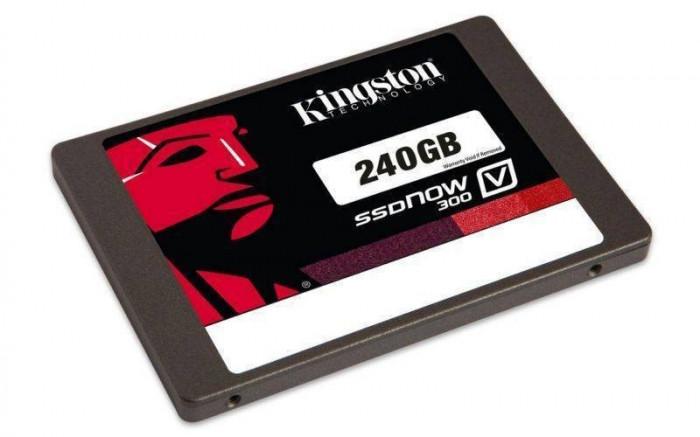 SSD Kingston V300 Now 240GB SATA-III foto mare