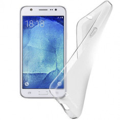 Husa Protectie Spate Cellularline SHAPECGALAXYJ2T Transparent pentru SAMSUNG Galaxy J2 - Husa Telefon