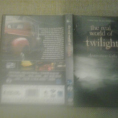 The real world of twilight - Destination forks (2010) - DVD [C] - Film drama, Engleza