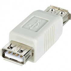 Manhattan adaptor Hi-Speed USB A F-F - Cablu PC