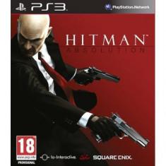 Joc consola Square Enix HITMAN ABSOLUTION - PS3 - Jocuri PS3 Square Enix, Actiune, 18+