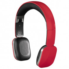 Casti Hama Speed Bluetooth Red, Casti On Ear, Active Noise Cancelling