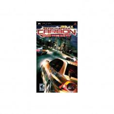 Joc consola EA Need for Speed Carbon Own The City PSP - Jocuri PSP Electronic Arts, Curse auto-moto, 12+, Single player