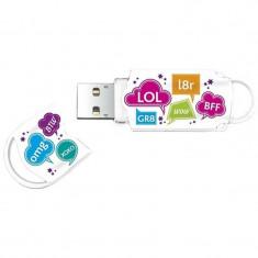 Memorie USB Integral Xpression TXT 8GB USB 2.0 - Stick USB