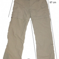 Pantaloni outdoor detasabili THE NORTH FACE (dama S spre M) cod-445265 - Imbracaminte outdoor The North Face, Marime: S, Femei