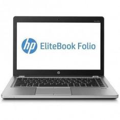 Laptop refurbished HP Folio 9470M Ultrabook i5-3437U 1.9Ghz 4GB DDR3 320GB HDD Sata 14.1 inch Webcam Soft Preinstalat Windows 7 Home - Laptop HP, Intel Core i5