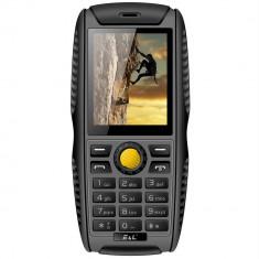 Telefon mobil E & L W3 Dual Sim Black - Telefon mobil Dual SIM