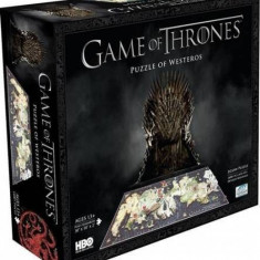 Puzzle 4D Cityscape Game Of Thrones Westeros 1400+ piese