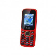 Telefon mobil M-Life ML0586.1R Dual Sim Red