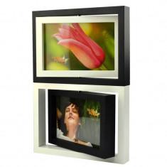 Rama foto Procart Joyce rotativa din lemn 30x25 cm imbinare magnetica
