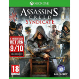 Joc consola Ubisoft Ltd Assassins Creed Syndicate Xbox ONE