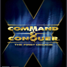 Joc PC EA Command and Conquer: The First Decade - Jocuri PC Electronic Arts, Shooting, 16+, Single player