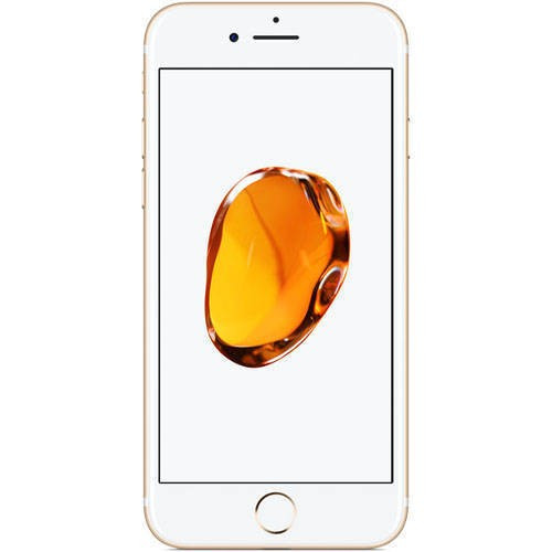 Smartphone Apple iPhone 7 32GB LTE 4G Gold foto mare