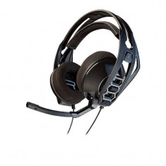 Casti gaming Plantronics RIG 500 Black - Casca PC