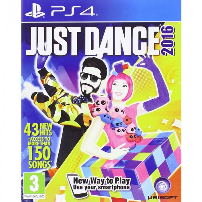 Joc consola Ubisoft Just Dance 2016 Unlimited PS4 foto mare