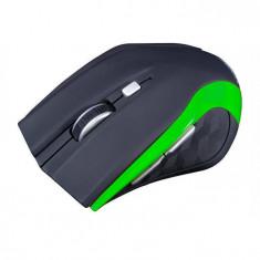 Mouse Modecom MC-WM5 Wireless Green, Optica