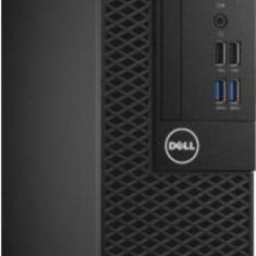 Sistem desktop Dell Optiplex 3050 SFF Intel Core i5-7500 8GB DDR4 256GB SSD Intel HD Graphics Linux Black - Sisteme desktop fara monitor